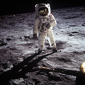 Aldrin Apollo 11 (Image via NASA)